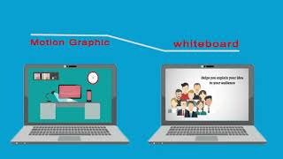 Create Motion Graphic and explainer Video
