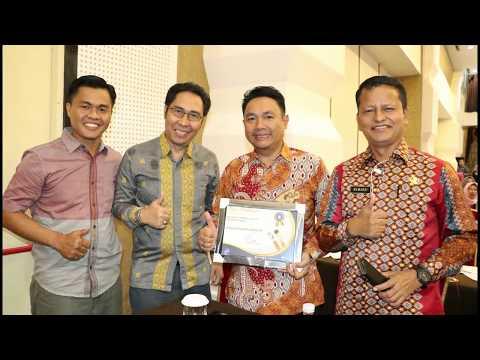 Kominfo Pekanbaru Raih Penghargaan Pengelola Media Center Teraktif di Indonesia
