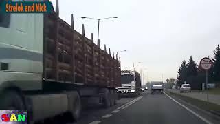 Дураки и дороги Подборка ДТП 2018 Сборник безумных водителей 2018