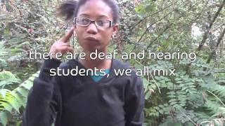 Busayo - I chose college because