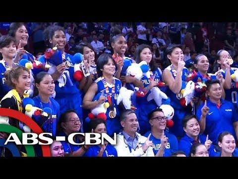 [ABS-CBN]  BALIKAN: Mga atletang Pinoy na nagningning sa 30th SEA Games | TV Patrol