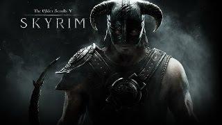 The Elder Scrolls V Skyrim прохождение часть 32,мод,соловьи,оружие!