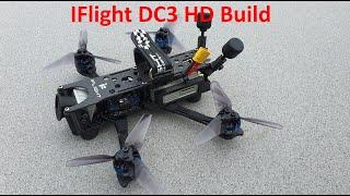Iflight DC3 build - DJI FPV