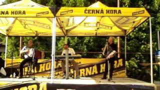 Rodný kraj Veselá Trojka doma v Černé Hoře
