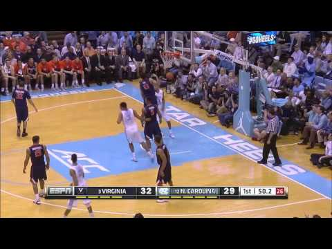 Video: UNC-Virginia Game Highlights