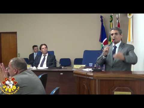 Tribuna Vereador Irineu Machado dia 14 de Março de 2017