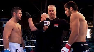 Islam MAKHACHEV destroyed Ivica Truscek in Fight before UFC