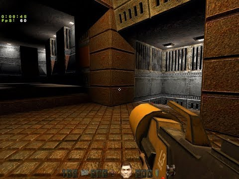 Hi-poly weapon models for quake2 :: Quake II General Discussions