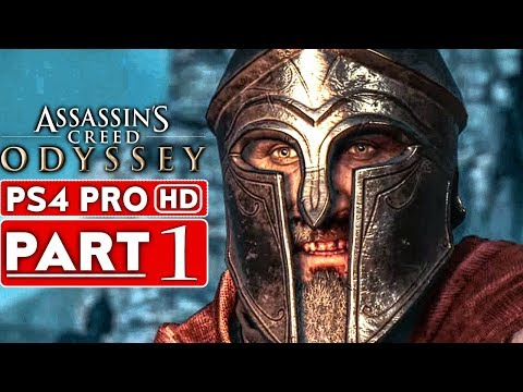 Gameplay de Assassin's Creed: Odyssey Gold Edition