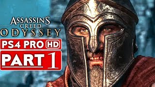 ASSASSIN'S CREED ODYSSEY Gameplay Walkthrough Part 1 [1080p HD PS4 PRO] - No Commentary