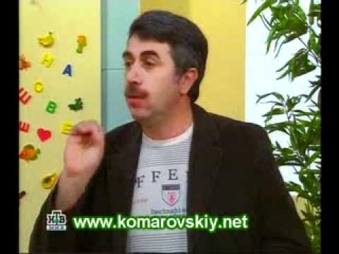 Доктор Комаровский: Прогулки на свежем воздухе