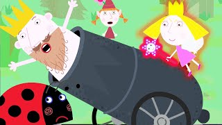 Ben and Holly's Little Kingdom | The King's Circus | Kids Videos