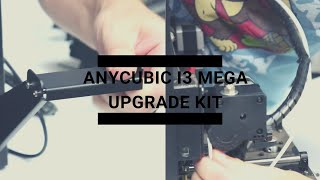 ANNYCUBIC I3 Mega: How to Replace the Metal Platform Bracket