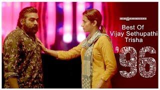 96 Best Of Vijay Sethupathi & Trisha | 96 Movie | Govind Vasantha | C. Prem Kumar