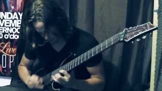 Gus Drax - 'State Of Conformity' Solo (Black Fate new song) HD