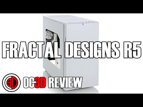 Fractal Designs Define R5 Including Window Review