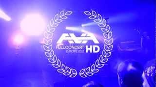 01. Saturday Love (+ Intro) - Angels & Airwaves Full Concert (HD) 2012