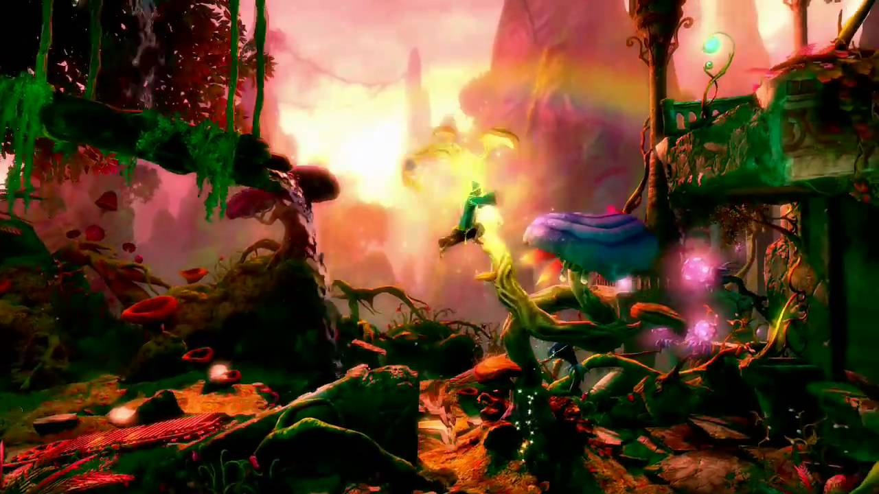 Trine 2 Is Beautiful (And Delayed)