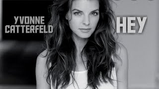 Yvonne Catterfeld - hey // cover