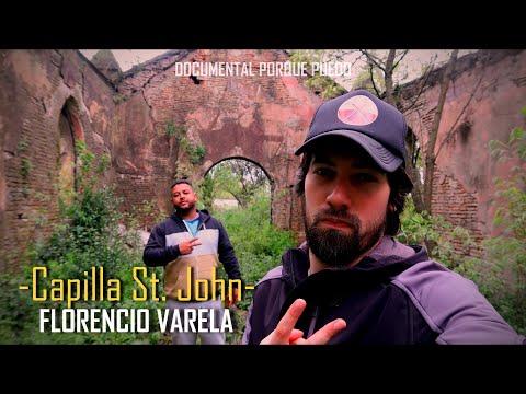La Capilla St. John, una pieza fundamental en la historia de Varela