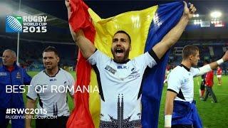 Romanian praise for brilliant RWC 2015