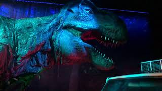 Jurassic World l'exposition - T Rex (Animatronique)