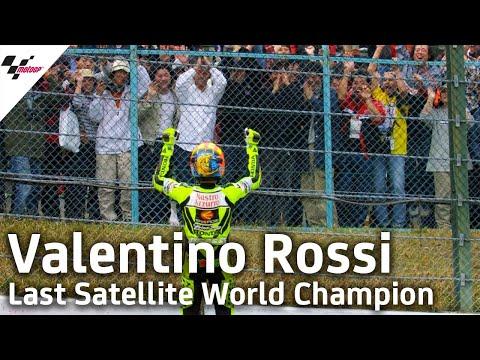 歴史に残るバレンティーノ・ロッシの走りを集めた特集動画。ロッシがレジェンドライダーと言われる由縁がわかる