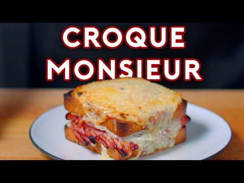 Binging with Babish: Croque Monsieur from Brooklyn Nine-Nine