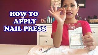 How To Apply & Keep Press On Nails Lasting For 3 WEEKS