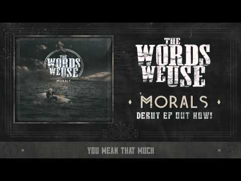 The Words We Use - 56 Chances (Official Lyric Video)