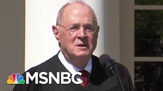 Supreme Court Justice Anthony Kennedy's Crucial Role As The Deciding 'Swing Vote' | MSNBC