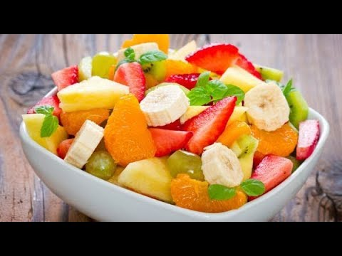 Como fazer Salada de frutas | Preto na Cozinha