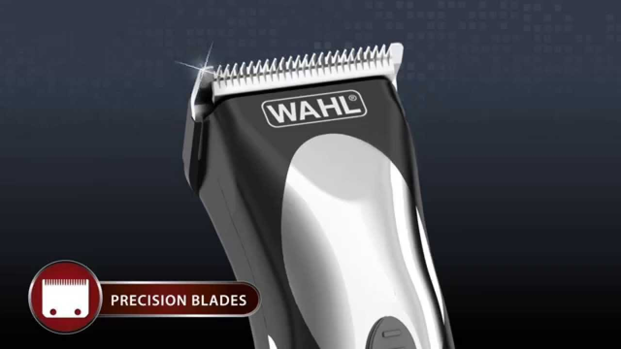 haircut beard rechargeable clipper trimmer wahl home products. Black Bedroom Furniture Sets. Home Design Ideas