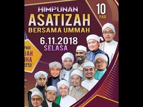 Himpunan Asatizah Bersama Ummah - KOTARAJA, Ipoh, Perak