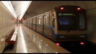 """81-717.6/714.6 на станции """"Фонвизинская"""""""