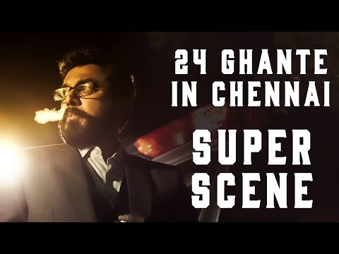 24 Ghante In Chennai | Hindi Dubbed Movie | Super Scenes Compilation | Part 5 | Online Movies