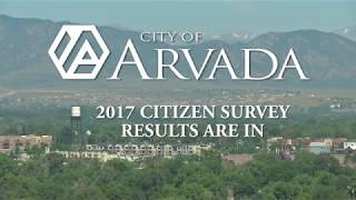 Preview image of Arvada Citizen Survey - Highlights