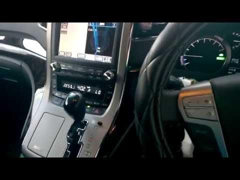 2015 Toyota Vellfire Review Nadun Wijetunge