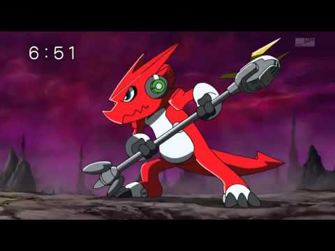 Digimon fusion episode 49 english dubbed hd 2014 / Mr bean cartoon