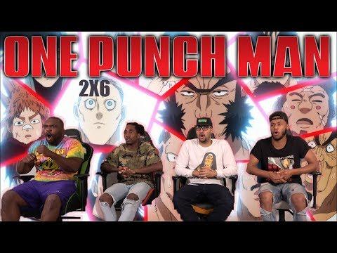 One Punch Man Season 2 Episode 6 REACTION/REVIEW