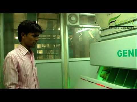GENN i04-Series DAL Color Sorting machine