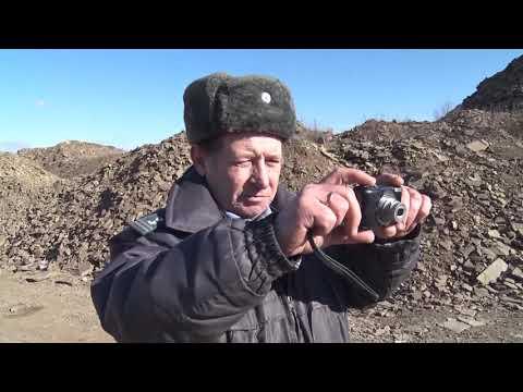 На территории Ростовской области Управлением Россельхознадзора выявлен несанкционированный карьер по добыче камня
