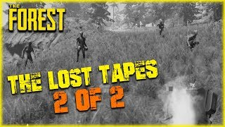A Trip BACK To The Plane Crash!  - The Forest Multiplayer Ep.8
