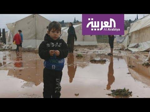 العرب اليوم - شاهد: مواقع التواصل تُعيد السمع لأطفال في خيمة لجوء لبنانية