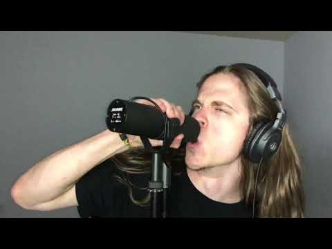 THE BATTLE OF YALDABAOTH - INFANT ANNIHILATOR (short vocal cover by Wes Horton)