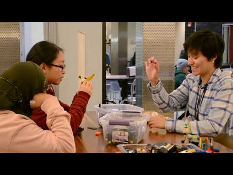 Choco-Lego Build Event,