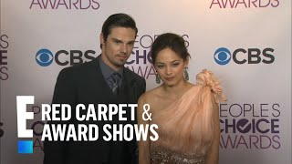 Kristin Kreuk And Jay Ryan From Beauty And The Beast Take Questions | E! Peoples Choice Awards