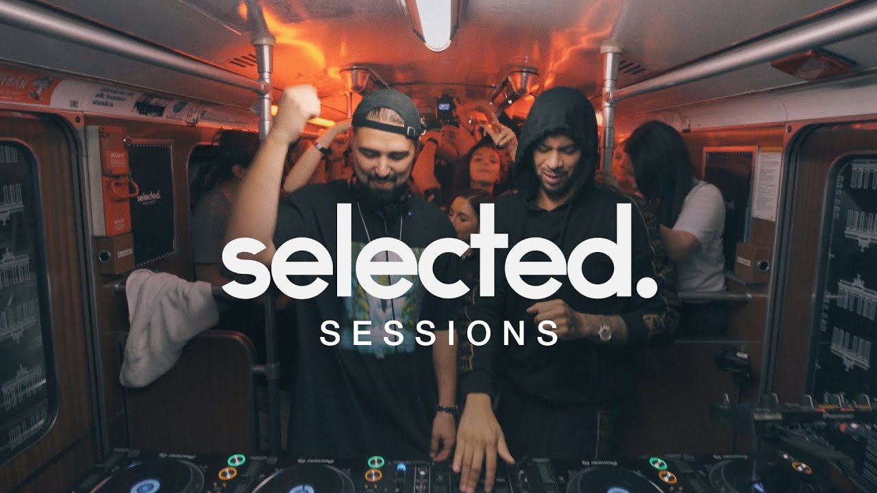 MK b2b Sonny Fodera - Live @ Selected Sessions x U-Bahn 2019