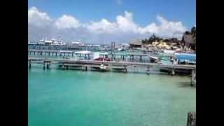preview picture of video 'Travel to Cancun, Isla Mujeres, México 1'