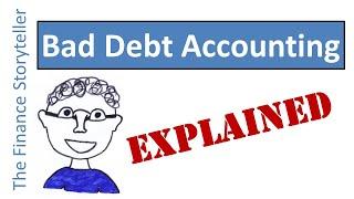 Bad debt accounting